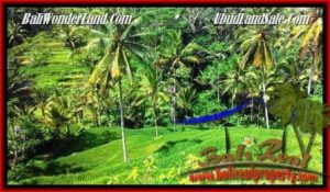 Exotic PROPERTY LAND SALE IN UBUD TJUB496