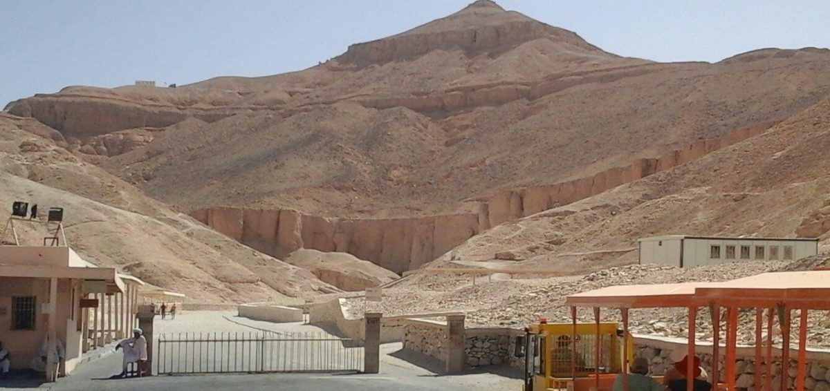 Экскурсия в Долину Царей из Хургады