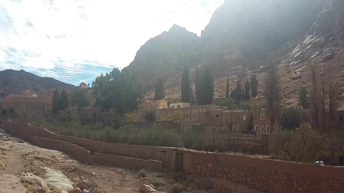 Экскурсия Монастырь Св. Екатерины из Шарм Эль-Шейха