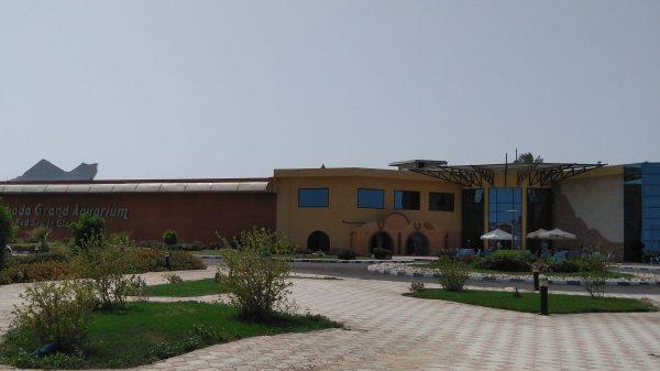 Ausflug ins Aquarium von Hurghada