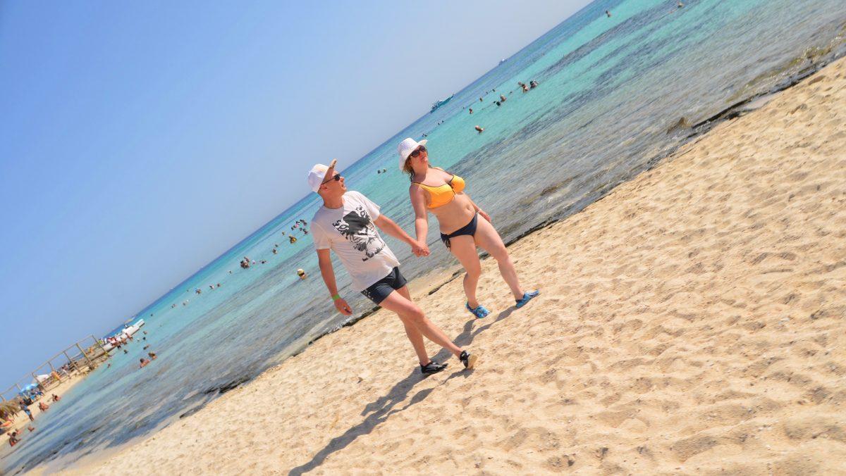Excursion to Giftun island in Hurghada