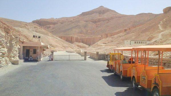 Escursione a Luxor - Valle dei Re da Hurghada