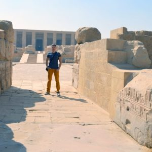 Excursion to Luxor-Dendera from Hurghada: Temple of the goddess Hathor in Dendera