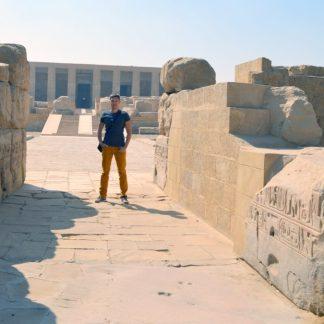 Individual Trip to Abydos & Dendera from Hurghada