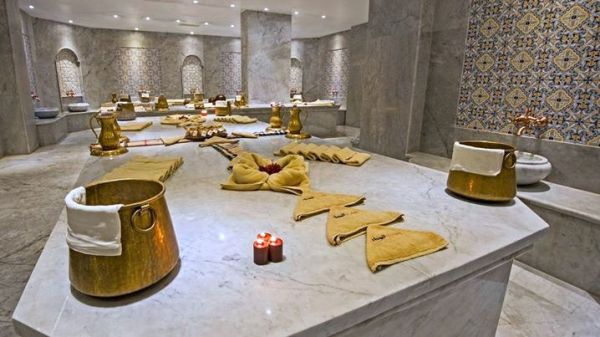Excursion to the Turkish bath from Hurghada: photo of the wellness center