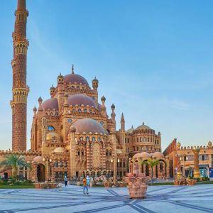 Sharm El-Sheikh City in Sinai Peninsula