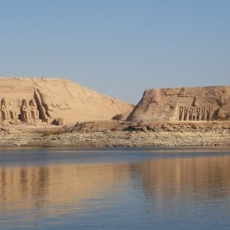 The Temples of Abu Simbel in Aswan