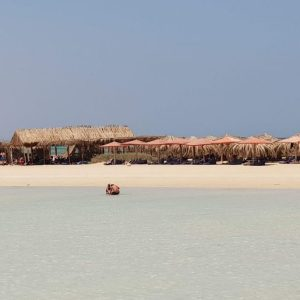 Excursion to Orange Bay from Hurghada, Giftun Island