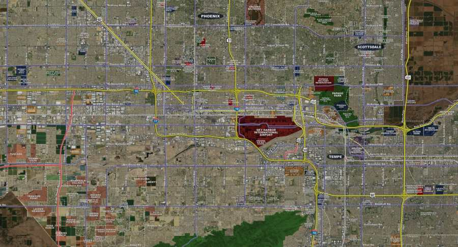 Home   Landiscor Real Estate Mapping Aerial Wall Maps for over 30 major markets