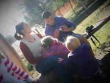 Suzanna & the kids