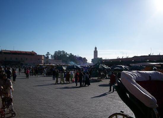 Djeema El Fna Marrakech
