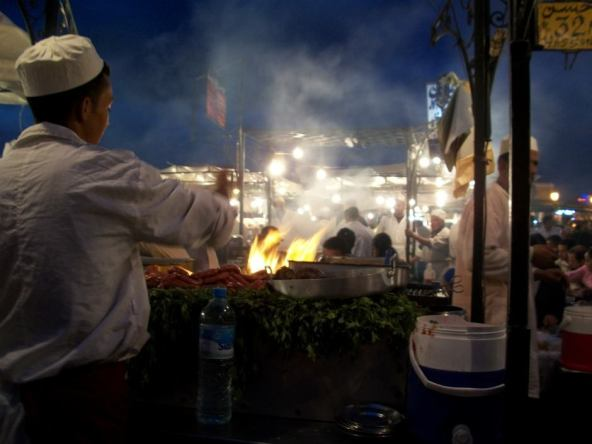 Marrakech Night Market