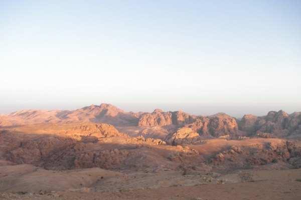 Petra Mountains