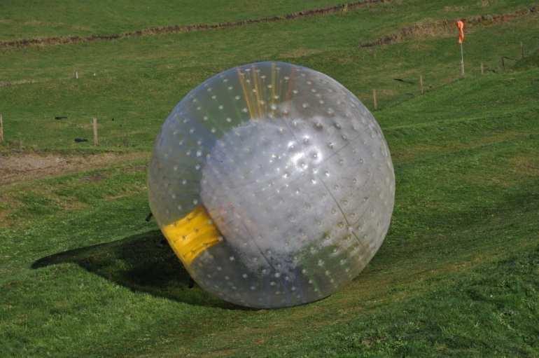 Rotorua zorb