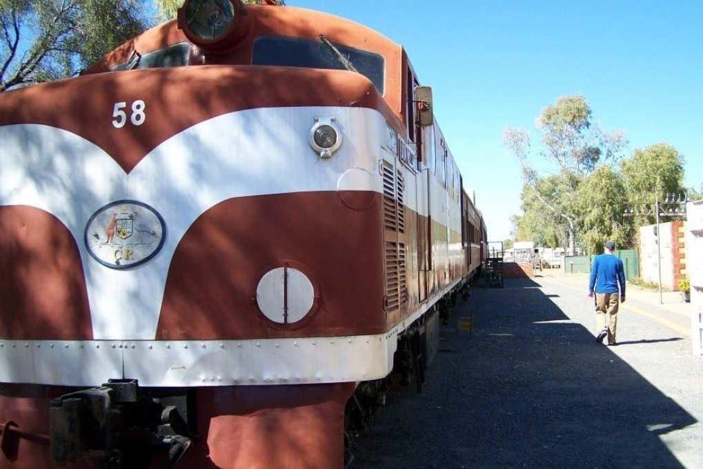 Ghan Museum, Alice Springs