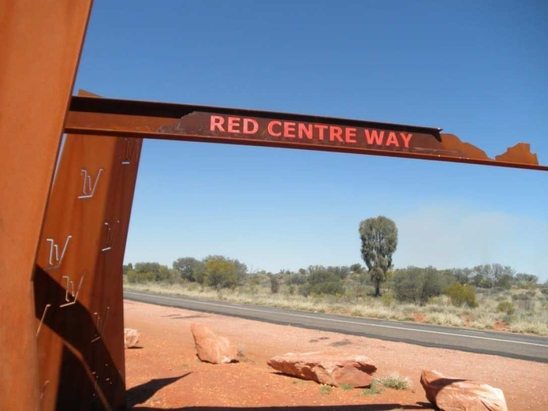 drive red centre
