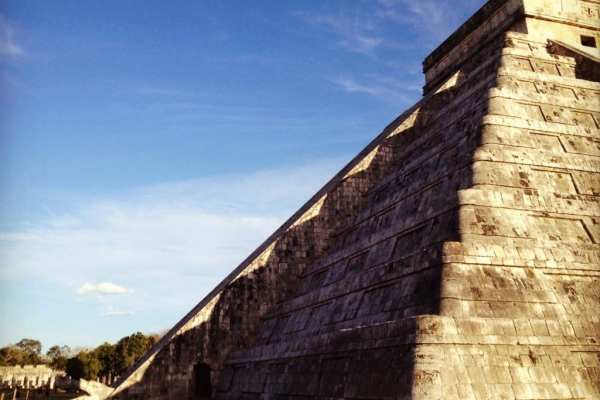 Chichen Itza Descent of the Feathered Serpent