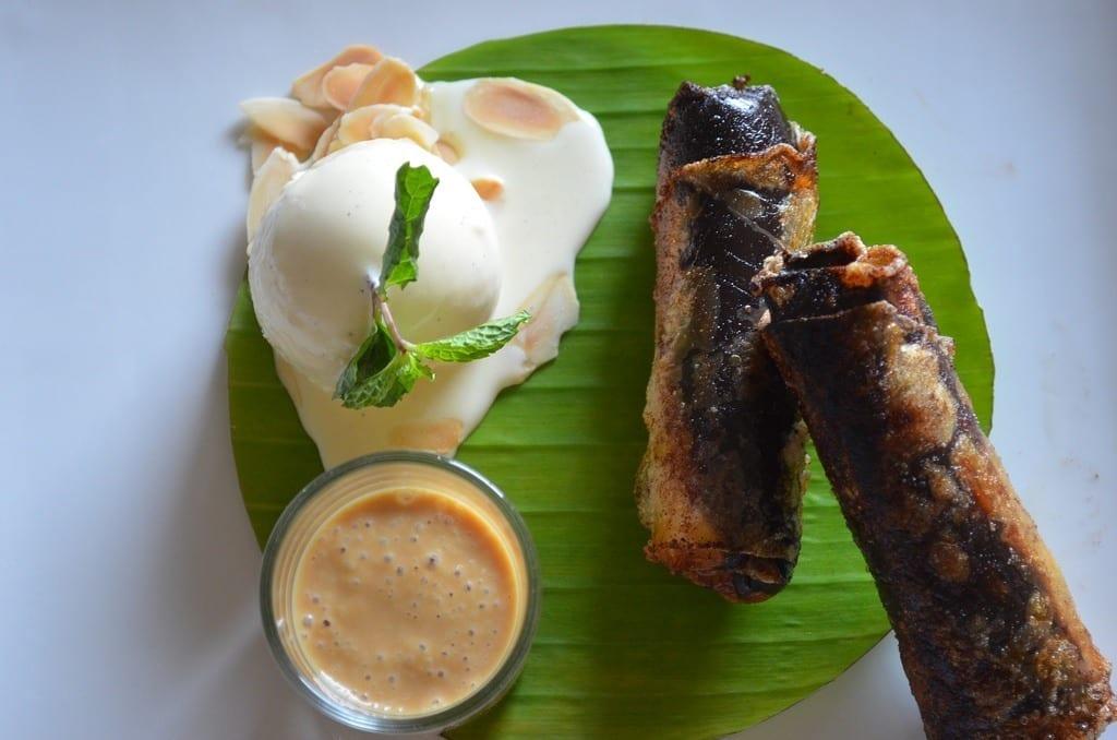 Luang Prabang dessert