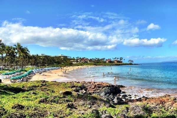 Wailea Maui, Hawaii