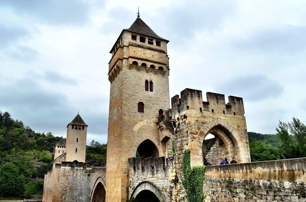 Devil's Bridge, Cahors, France
