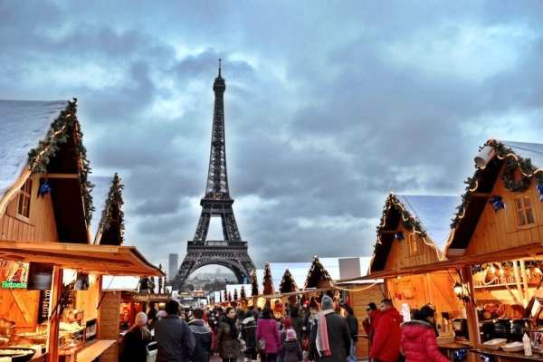Paris Christmas