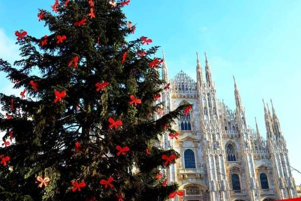 Milan Christmas