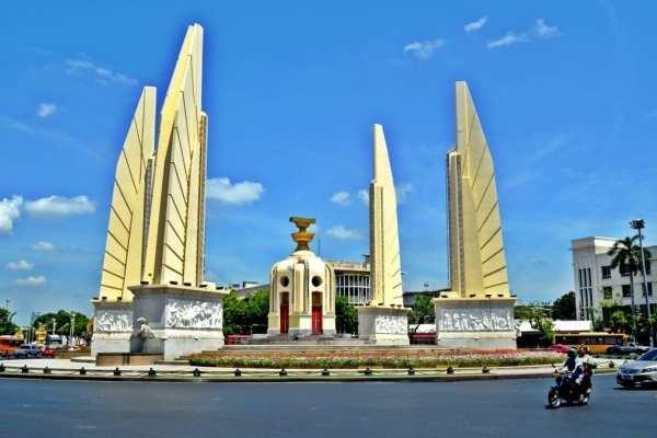 democracy thailand