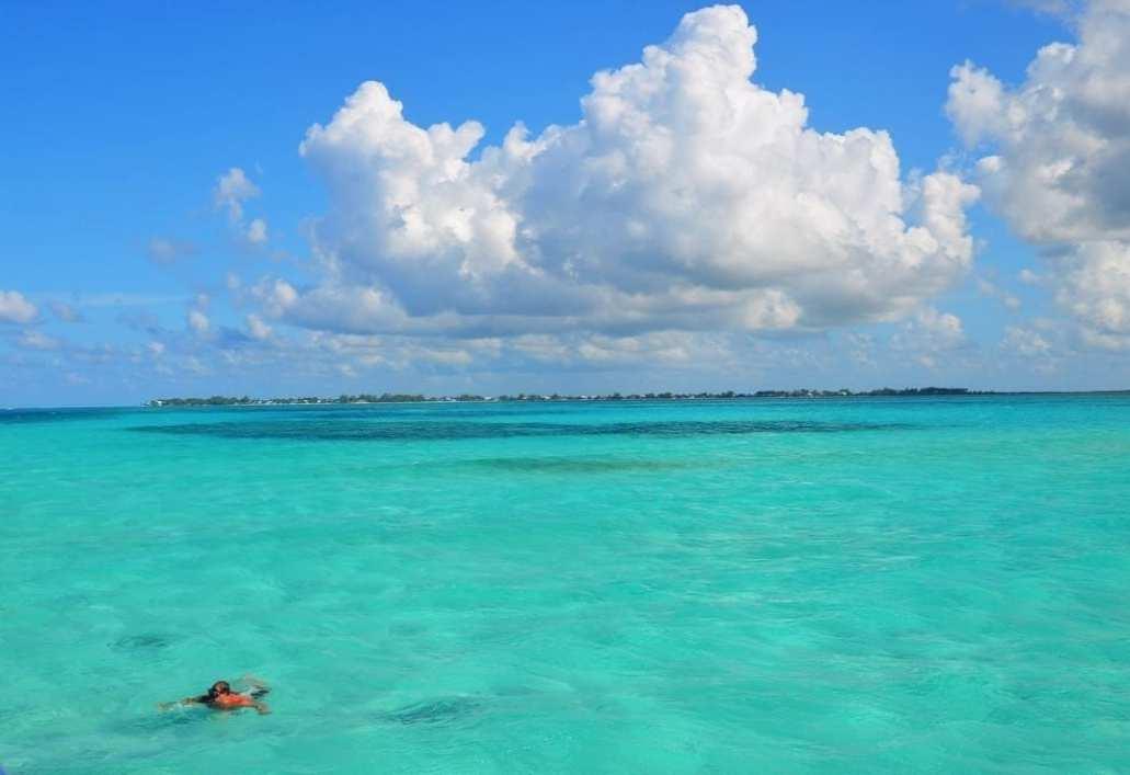 Stingray City, Grand Cayman