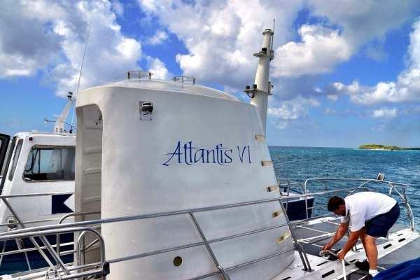 Aruba submarine
