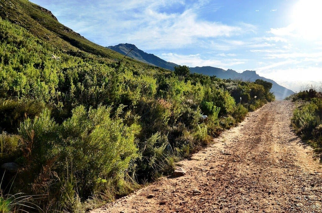 Jonkershoek, Stellenbosch, South Africa