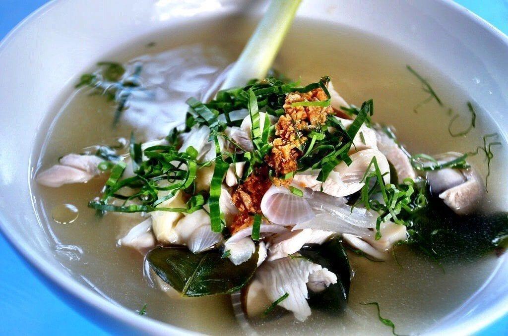 Chicken soup Cambodia