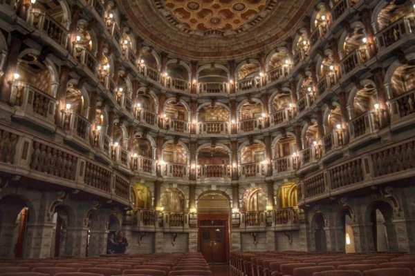 Mantua Italy theater