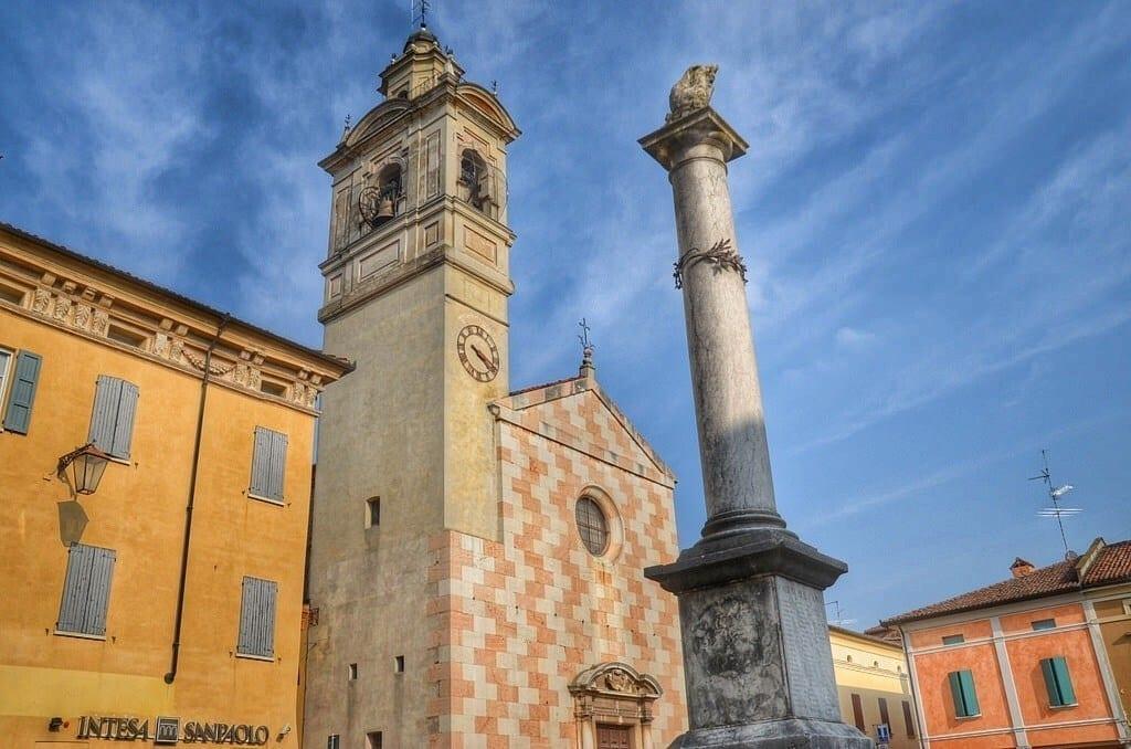Sabbioneta Italy