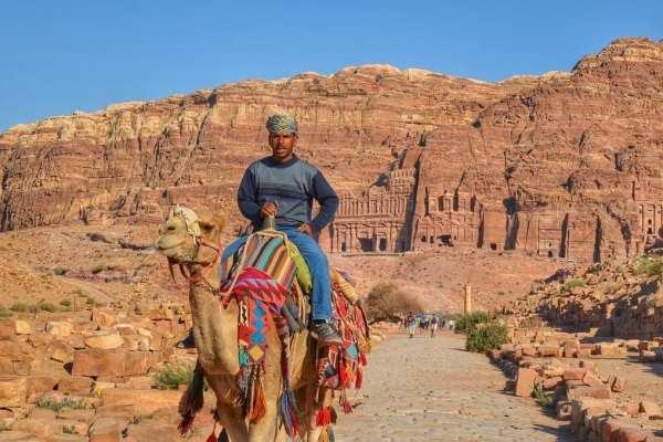 Bedouin Petra Jordan