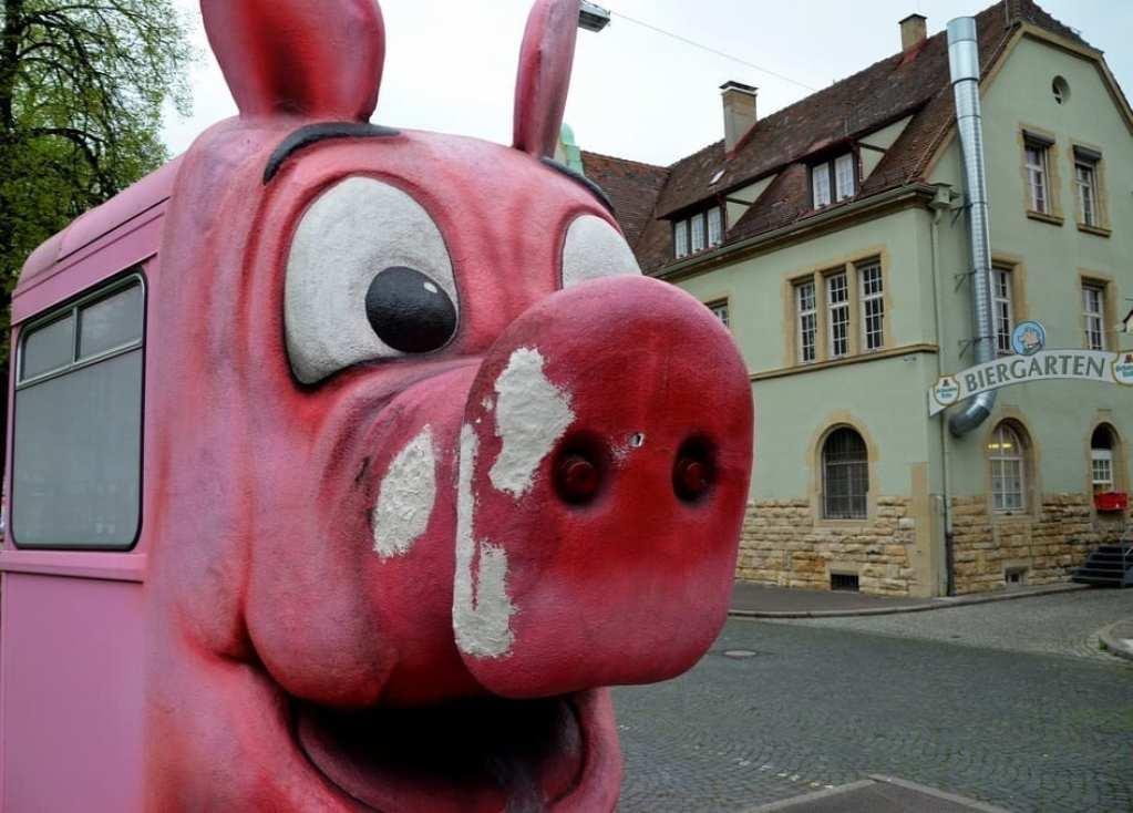 Pig Museum Stuttgart Germany
