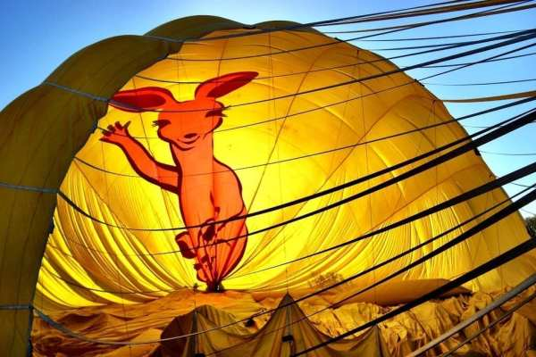 Cairns Hot Air Balloon Queensland Australia