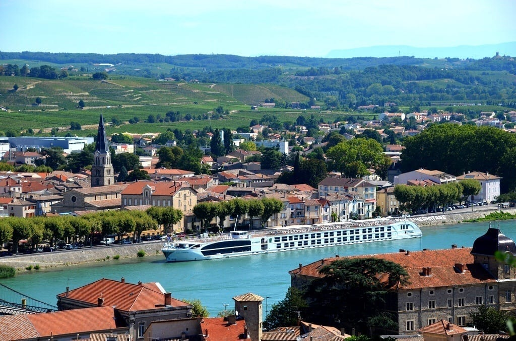 Uniworld cruise France