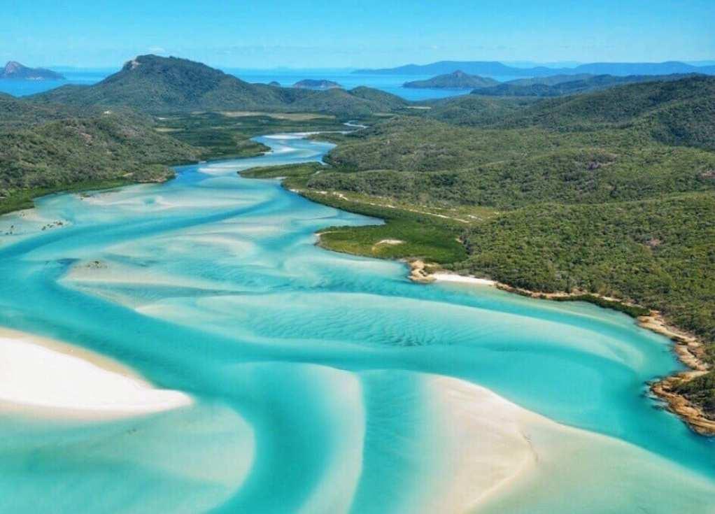 Whitsundays Queensland Australia