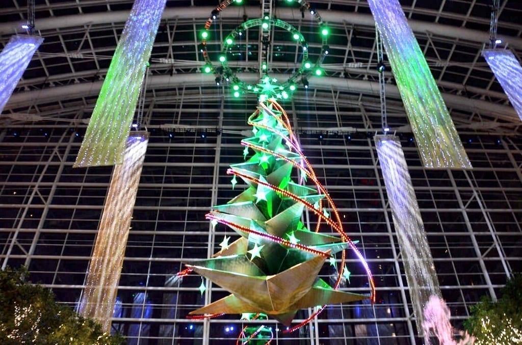 Christmas Gaylord National Washington DC