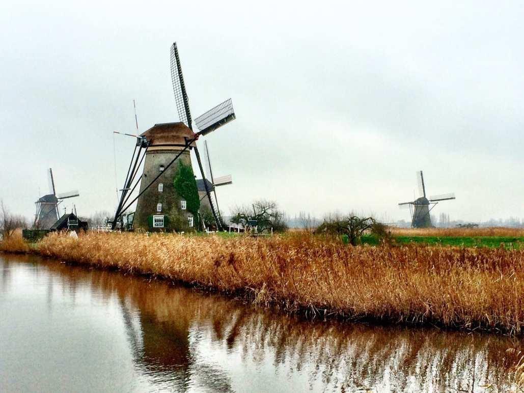Kinderdijk Netherlands