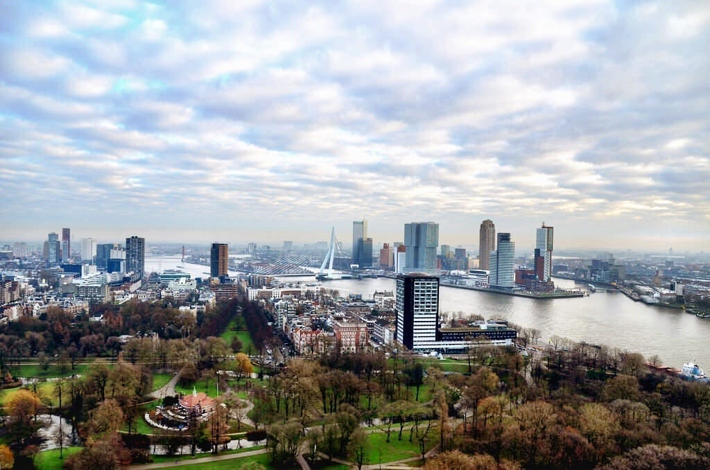 Rotterdam Netherlands Holland