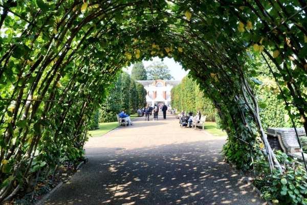 Kensington Palace London England UK