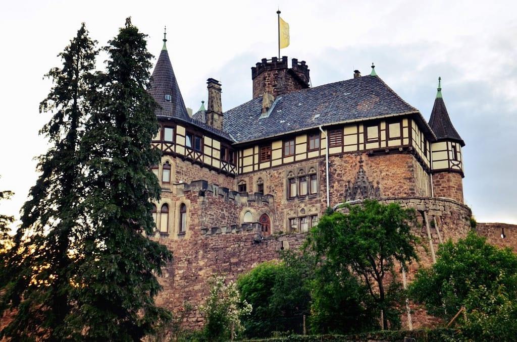 Berlepsch Castle Germany