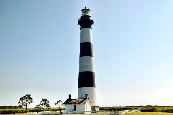 Bodie Lighthouse North Carolina Outer Banks