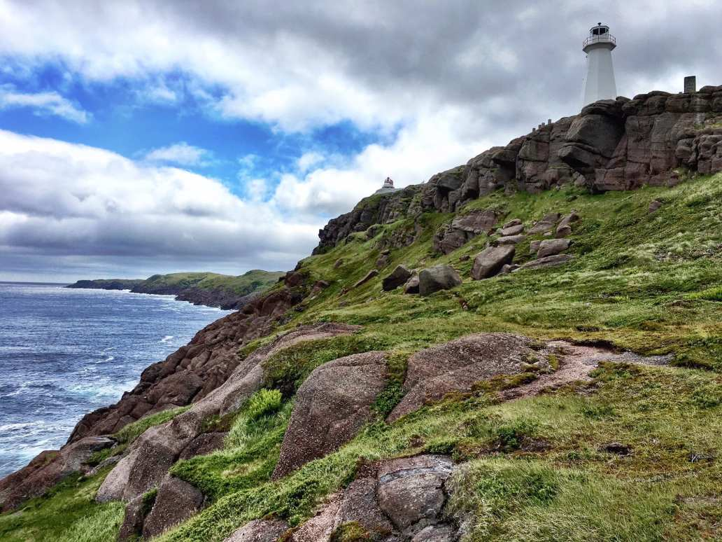 Cape Spear Newfoundland Canada