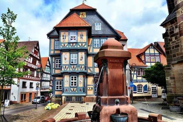 Hess. Lichtenau Germany