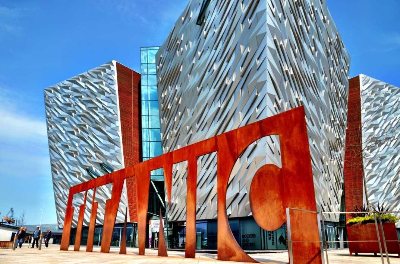 Titanic Belfast Northern Ireland