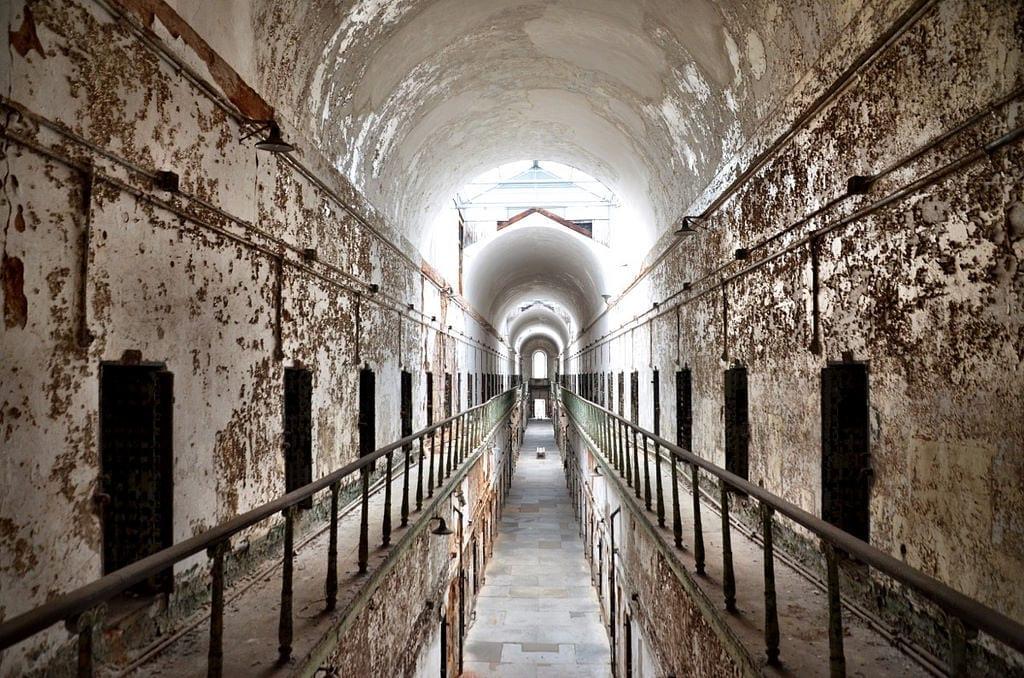 Eastern State Penitentiary, Philadelphia Pennsylvania