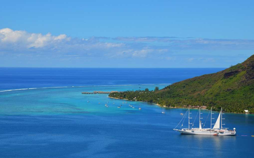 Windstar cruise Tahiti South Pacific