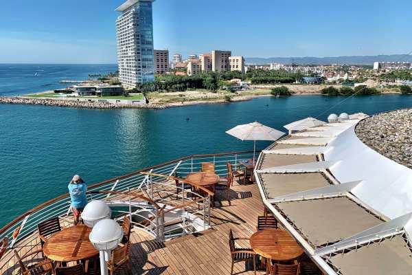 Crystal Cruises Serenity Mexico